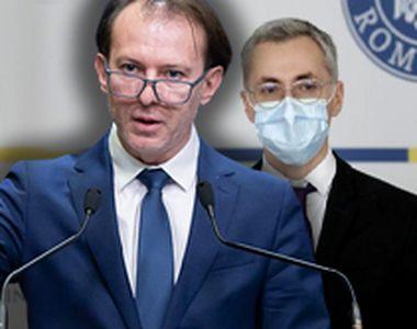 VIDEO|Florin Cîțu l-a demis din funcție pe ministrul Justiției - Stelian Ion