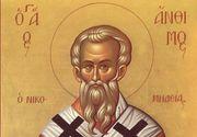 Cine a fost Sfântul Mucenic Antim, episcopul pe care îl sărbătorim pe 3 Septembrie