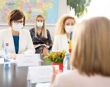"""Ioana Mihăilă: """"Suntem în valul 4 al pandemiei, iar în spitale vin tot mai mulţi..."""
