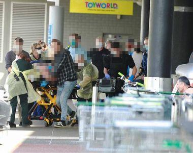 Atac terorist în Auckland