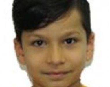 FOTO | Copil de 10 ani din Alba Iulia , dispărut! Mama crede că a fost răpit de tatăl...