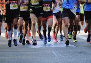 Trafic restricționat în București: semimaraton cu mii de participanți
