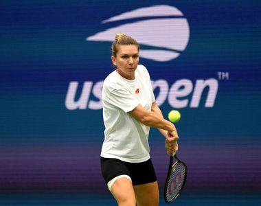 Simona Halep a părăsit turneul US Open