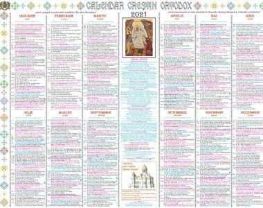 Calendar ortodox azi, 7 septembrie 2021: Ce sărbătoare este marţi?