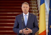 """Klaus Iohannis- """"Vom găsi cele mai potrivite soluții pentru a depăși actuala criză politică"""""""