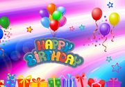 Cele mai frumoase felicitări pentru ziua de naştere: La mulţi ani!