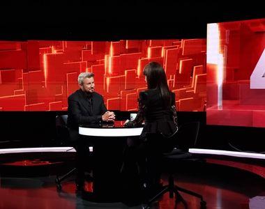 """Cătălin Botezatu, """"descusut"""" de Denise Rifai, într-un interviu de neratat!"""