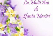 La mulţi ani de Sf. Maria: Mesaje, urări şi felicitări frumoase pentru 8 septembrie 2021