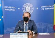 Florin Cîţu anunță că a trimis demisiile miniştrilor USR PLUS şi propunerile de interimari la Palatul Cotroceni