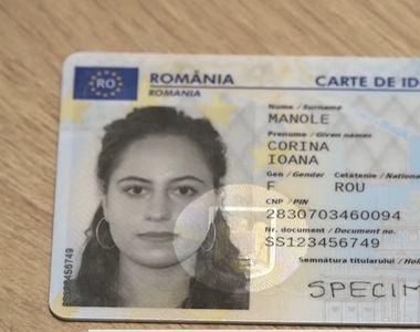 VIDEO   Primele cărţi de identitate electronice, eliberate la Cluj-Napoca