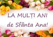Mesaje de La mulți ani de Sfânta Ana