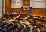 Concurs pentru conducerea Camerei Deputaților
