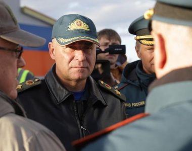 Ministrul rus pentru situații de urgență a murit încercând să salveze un operator TV de...