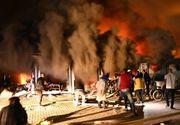 Cel puțin 10 pacienți COVID-19 au murit într-un incendiu, în Macedonia de Nord