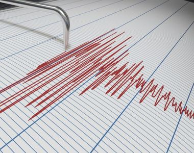 Cutremur în România, joi dimineață. În ce orașe a fost resimțit
