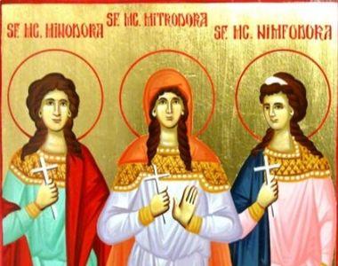 Calendar ortodox 10 septembrie 2021: Ce sărbătoare este vineri?