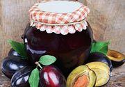 Magiun de prune: Reţetă originală fără zahăr