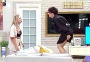 Scandal în casa Puterea Dragostei! Două concurente, la un pas de a se lua la bătaie