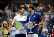 Daniil Medvedev a câştigat finala US Open