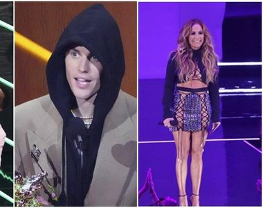 MTV Europe Music Awards: Justin Bieber, marele castigator