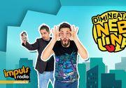 """""""Dimineața nebună"""", cu Mișu și Cosmin Dimăncescu, la Radio Impuls!"""