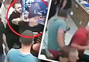 VIDEO | Bătaie la Dej, după un meci de fotbal. Scene șocante într-un magazin cu suporterii Stelei București