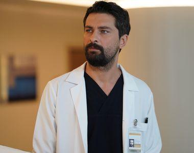 """Onur Tuna, fascinantul Dr. Ferman Eryiğit, din serialul  """"Doctorul minune"""":  """"Mă..."""