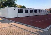 Situație fără precedent la Timișoara. Lipsa spațiului în sălile de clasă mută orele în containere sau foste internate