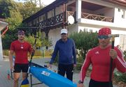 Trei echipaje vor reprezenta România la startul CM kaiac-canoe de la Copenhaga