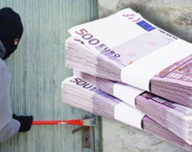 Hoții care au furat 250.000 de euro în doar câteva zile! Cine sunt cei mai periculoși...
