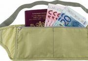 O tânără din Mureș a găsit o borsetă plină cu bani pe un scaun într-un restaurant