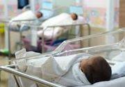 În primele trei luni din 2021, 106 copii au fost părăsiți în maternități și unități sanitare