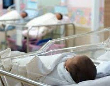 În primele trei luni din 2021, 106 copii au fost părăsiți în maternități și unități...