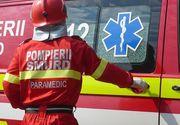 Copil de 5 ani, lovit de o mașină în Hunedoara - FOTO