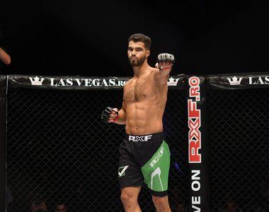 Iancu Sterp de la Puterea Dagostei, campion în ringul de MMA