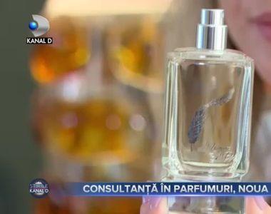 Consultanță în parfumuri, noua modă