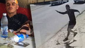 VIDEO | Șoferul din Brăila care l-a spulberat intenționat cu mașina pe tânărul care îi înjunghiase fratele NU a fost reținut