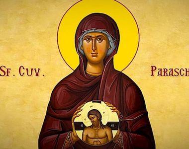 Pe ce dată pică Sf. Parascheva în 2021?