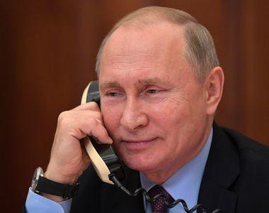 Vladimir Putin va participa la Jocurile Olimpice de iarnă din 2022