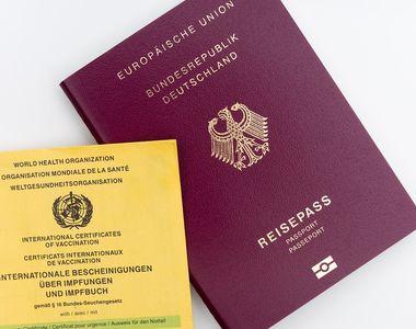 Certificatul COVID: De când devine obligatoriu în România în mall-uri, restaurante şi...