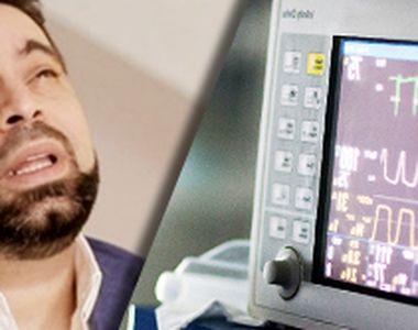 """Celebrul cântăreț Florin Salam, în stare gravă la spital! Dan Bursuc: """"Nu e bine deloc!"""""""