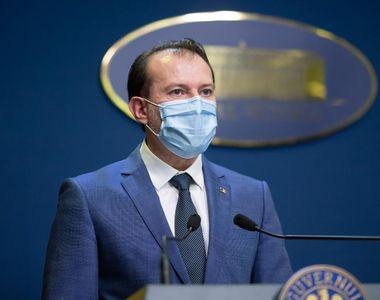 Premierul Florin Cîțu, anunț despre introducerea certificatului verde COVID-19