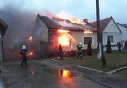 O locuință din localitatea Prundu, județul Giurgiu, a ars și alte cinci gospodării au fost afectate