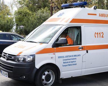 O fetiță de 1 an fost transportată în comă la spital