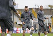 Messi, nervos după meciul câștigat de PSG contra celor de la Lyon