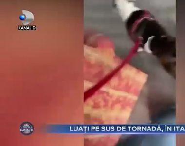 Luati de sus de tornada, in Italia
