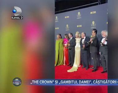 The Crown si Gambitul Damei, castigatorii Galei Emmy