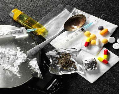 Român prins cu droguri în Roma