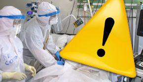 VIDEO | Situație îngrijorătoare la ATI. Nu mai sunt paturi libere pentru bolnavii de COVID-19