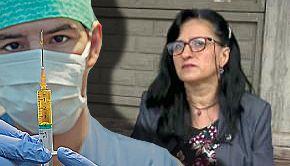 VIDEO | Scandal la Serviciul de Ambulanță Timiș, după ce o angajată a refuzat vaccinarea și testarea Covid atunci când urma să intre în tură